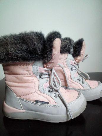 Śniegowce buty zimowe Lupilu 23