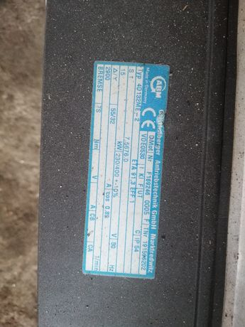 Silnik elektryczny 15kw typ 4D132ME-2 2900 obrotów