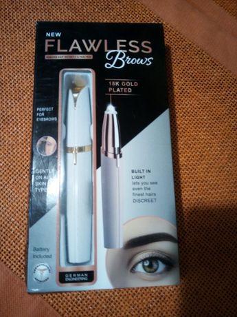 Женский триммер эпилятор для бровей Flawless Brows