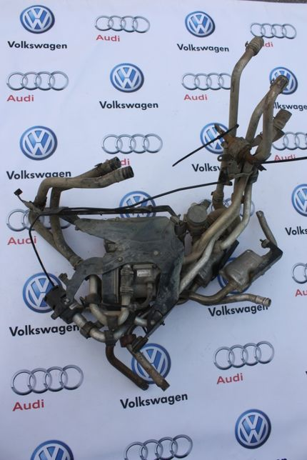 Webasto Вебасто комплект (блок,  Audi A6 C5 C6 \ VW Touareg