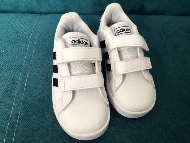 Sneakersy dziecięce Adidas