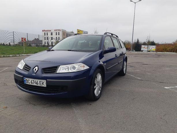 автомобіль Renault megane 2 (2006)