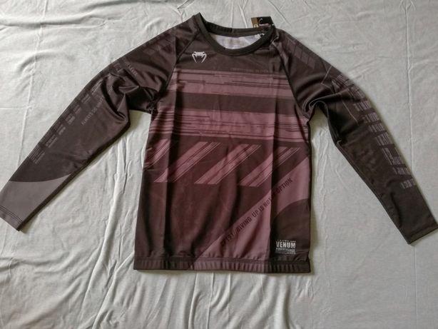 Компрессионная футболка с длинным рукавом (рашгард) Venum продам