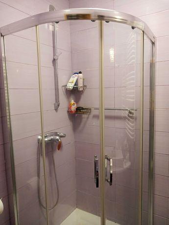 Kabina prysznicowa Sanplast z brodzikiem