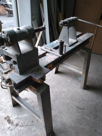 Tokarka do drewna maszyny stolarskie