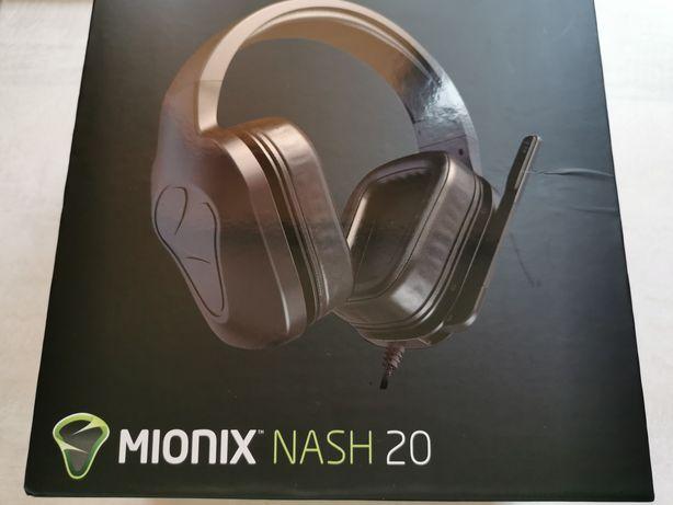 Игровая гарнитура Mionix Nash 20
