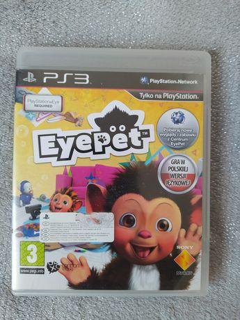 "Gra ""Eyepet"" na PS3"