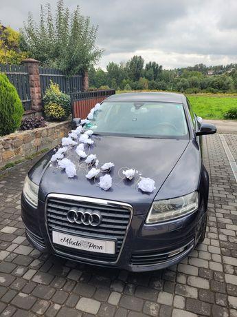 Auto do ślubu • Rozwożenie gości