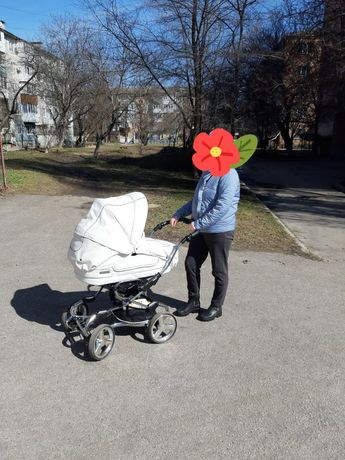 Дитяча коляска bebecar stylo 2в1