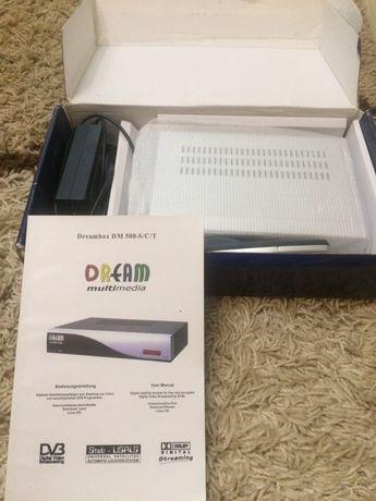 dreambox dm 500-s