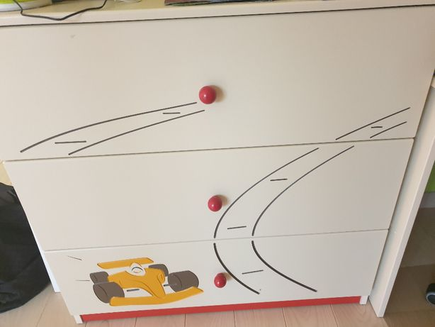 szafka 3 szuflady Meblik Formuła