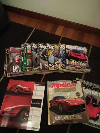 revistas Top Gear
