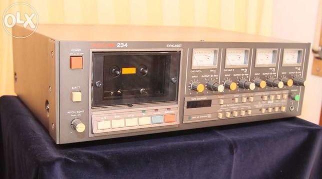 Deck de Cassetes Tascam 234 Syncaset