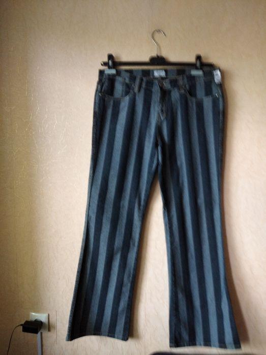 Женские джинсы клеши 48 Павлоград - изображение 1