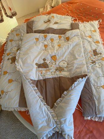 Бортики , балдахин на кроватку