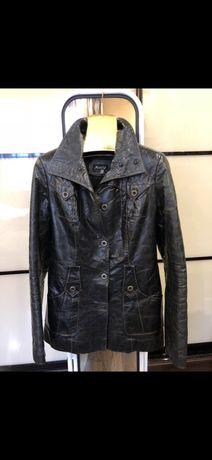 Стильная кожанная куртка всего за 30$