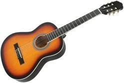 Gitara klasyczna Ever Play EV-126 1/2 +pokrowiec+tuner