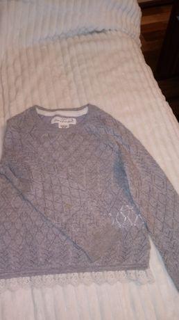 Sweterek azurkowy