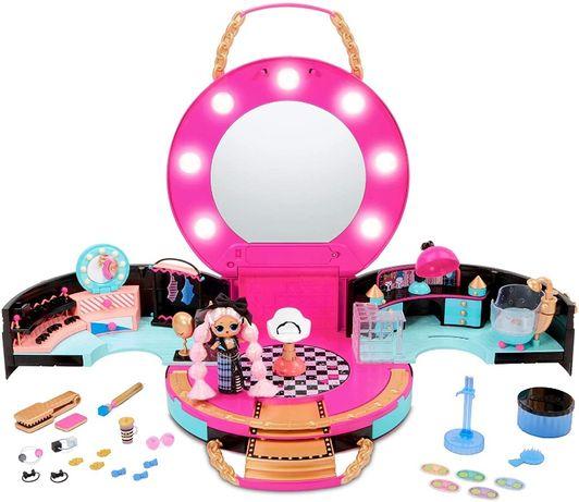 Набор с куклой ЛОЛ Салон Красоты L.O.L. Surprise Hair Salon JK