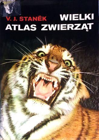 Wielki atlas zwierząt. Václav Jan Stanĕk
