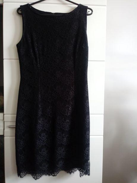 Sukienka koronka Orsay 36