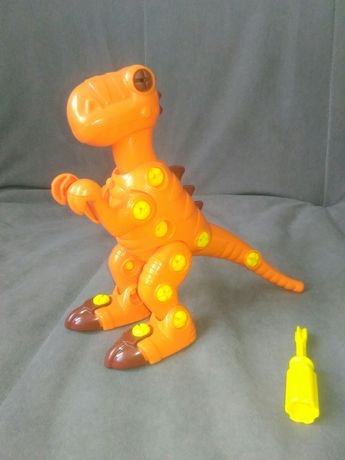 Динозавр-конструктор, разборной
