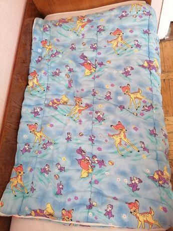 Детское одеяло +пододеяльник