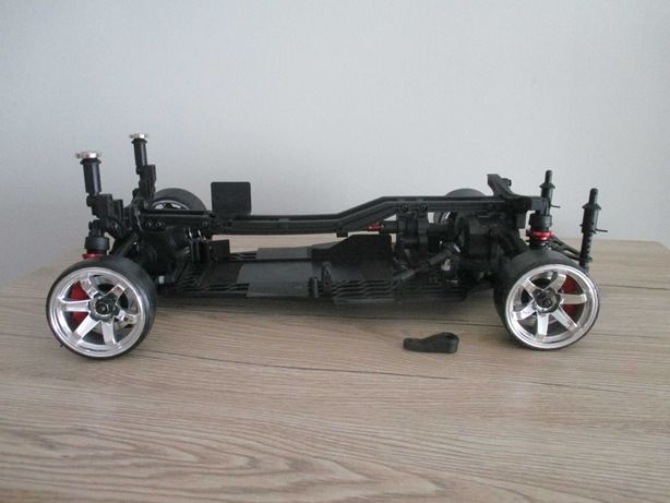 Rc drift MST FXX-D podwozie z kołami