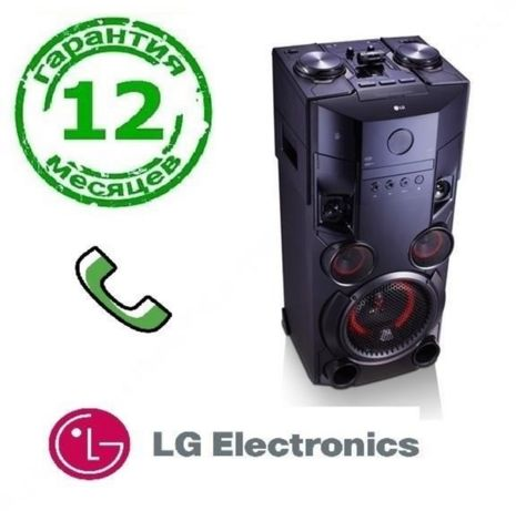 ТОП! Аудио-система Lg x-Boom OM6560! Гарантия!