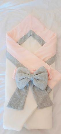 Конверт, одеялко, плед на выписку
