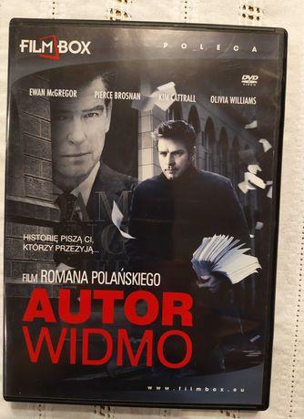 Autor widmo - Ewan McGregor - film DVD stan idealny