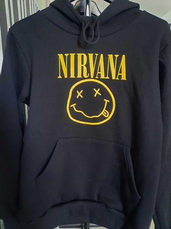 Sweatshirt Nirvana - do XS ao XXL