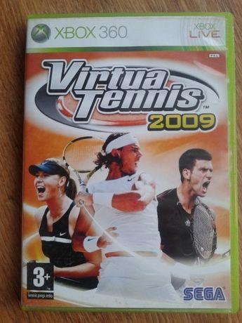 XBOX 360 Virtual Tennis 2009