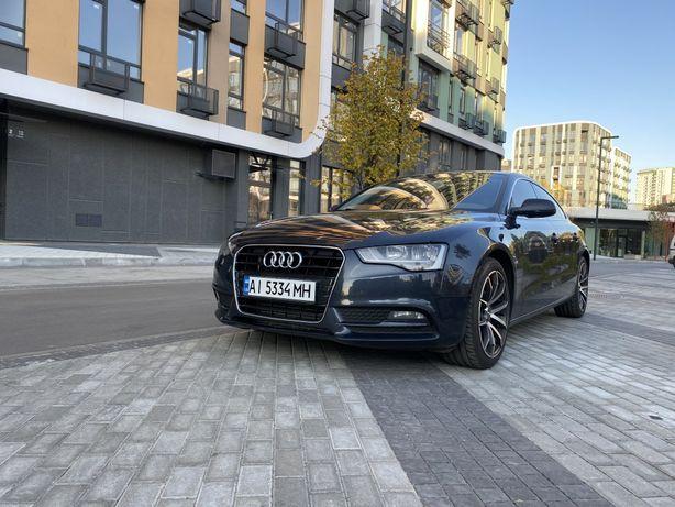 Продам Audi A5 Sportback  2.0 TDI 2012