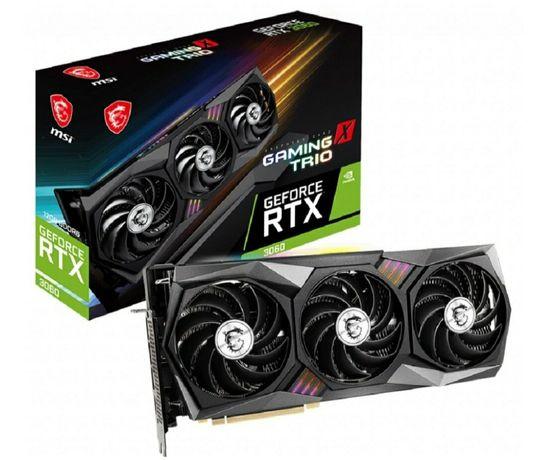 Karta graficzna MSI GeForce RTX 3060 Gaming X Trio 12GB Nowa gw.36 mie