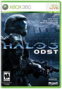 Gra Halo 3 ODST X360 - używana