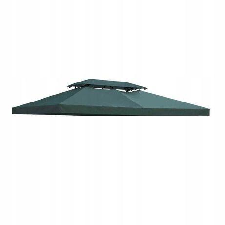 Zapasowy dach do metalowego pawilonu ogrodowego3x4