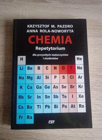 Chemia repetytorium Pazdro