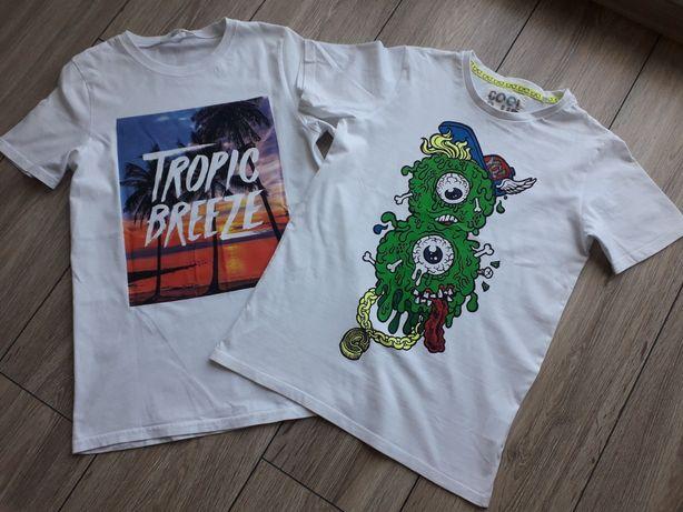 Koszulki T-shirty HM SMYK 2szt.