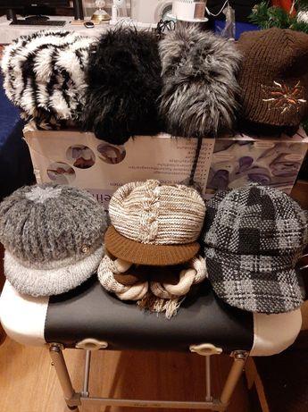Czapki,kapelusze  damskie