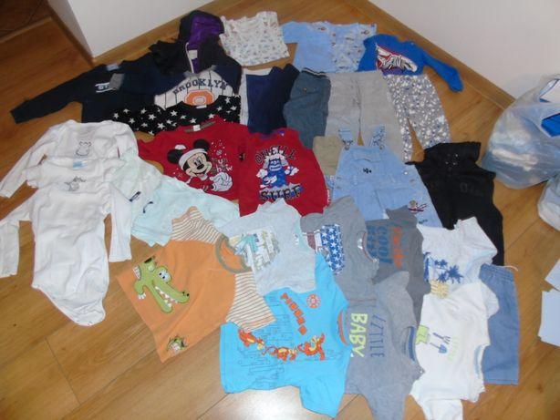 Ubranka dziecięce rozmiar 86 -92