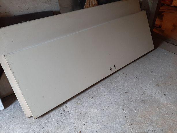 Drzwi szerokość 60cm stan dobry,białe