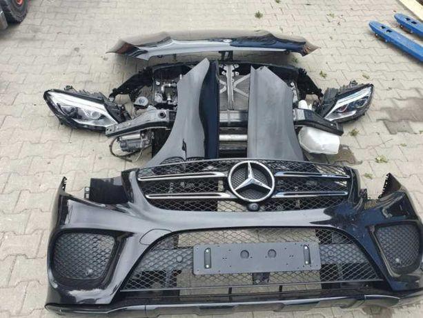 Разборка Mercedes GLE W166 W167 / GLC W253 / GLK W204 GLA W156 детали