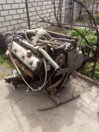 Продам ямз 238 с турбиной чешка