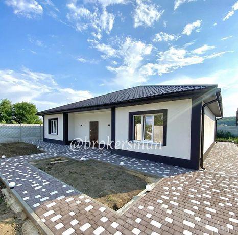 Новый дом 140 м2 под отделку, Дубровский, Салтовка, Б.Даниловка