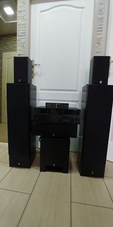 Kino domowe Yamaha HTR 4065