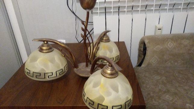 sprzedam lampę sufitową