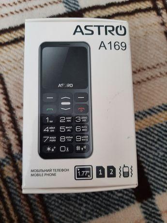 Мобильный телефон ASTRO A169