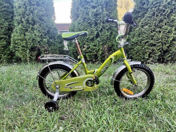 Rower rowerek chłopięcy BMX koła 14  do renowacji
