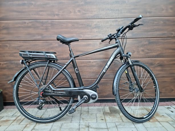 Rower męski elektryczny Cube Town hybrid Bosch